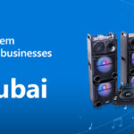 Sound System Rentals for Businesses and Events in Dubai