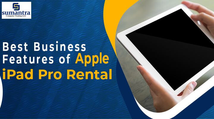 Apple iPad Pro Rental